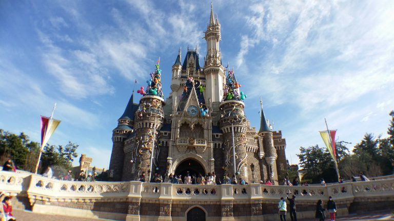 Top 5 Theme Parks In Japan