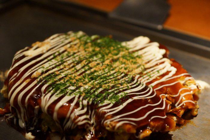 Heavy Hitters: Takoyaki and Okonomiyaki